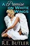 img - for A Promise on White Wings (Wiccan-Were-Bear) book / textbook / text book