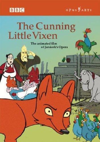 The Cunning Little Vixen - Janacek [DVD]