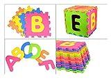 coolshiny® 108pcs 3set pieza de puzzle Puzzle alfombra de juego (para niños