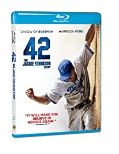 42 (Blu-ray+DVD+UltraViolet Combo Pack)