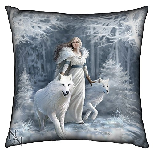 Cuscino Winter Guardians Nemesis Now (40.64 x 40.64 cm)