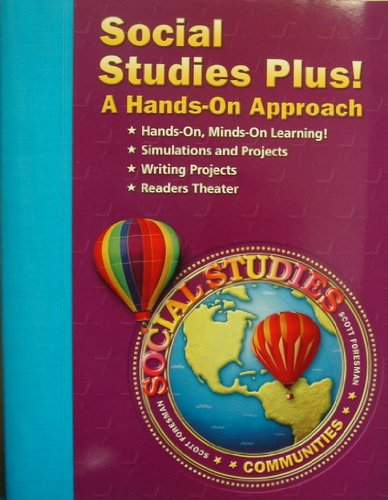 SOCIAL STUDIES 2003 SOCIAL STUDIES PLUS! A HANDS-ON APPROACH GRADE 3