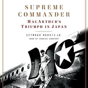 Supreme Commander Audiobook