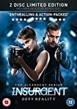 Insurgent - 2 Disc Limited Edition (Exclusive to Amazon.co.uk) [DVD] [2015]