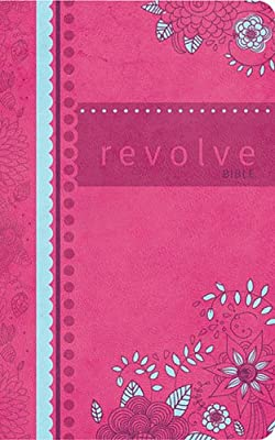 NCV, Revive Bible, Imitation Leather, Red: The Perfect Bible for Teen Girls