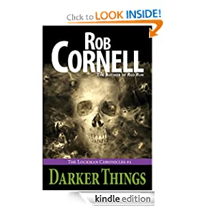 Darker Things - Rob Cornell