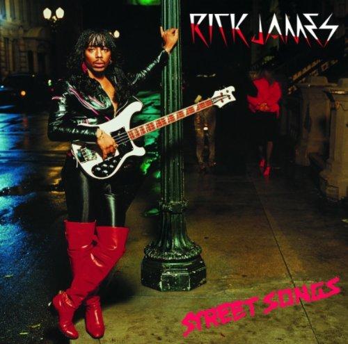 Rick James - Street Songs (Motown Classic Albums) - Zortam Music