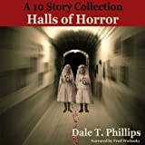 img - for Halls of Horror book / textbook / text book