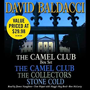 The Camel Club Audio Box Set | [David Baldacci]