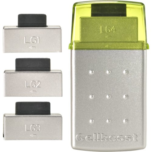 Cellboost Disposable Battery for Cellular Phones