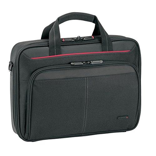 Targus Classic Clamshell Laptop Bag Case fits 12-13.4 inch Laptops - Black - CN313