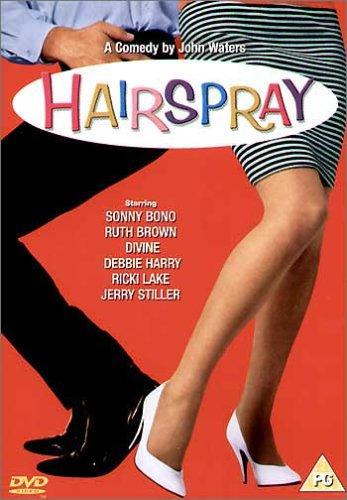 Hairspray / Лак для волос (1988)