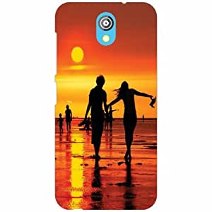 Printland HTC Desire 526G Plus Back Cover High Quality Designer Case