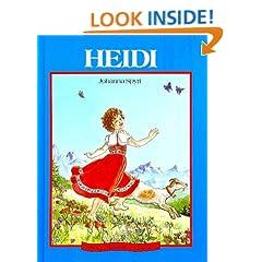 Heidi (Troll Illustrated Classics)