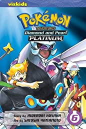 Pokémon Adventures: Diamond and Pearl/Platinum, Vol. 6 (Pokémon Adventures)