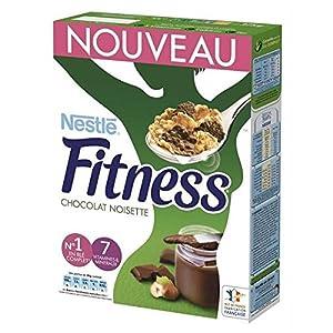 Nestlé Fitness - choco noisettes - 375g