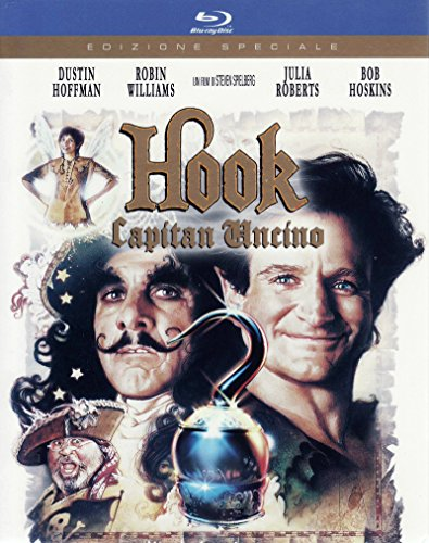 Hook - Capitan Uncino [Blu-ray] [IT Import]