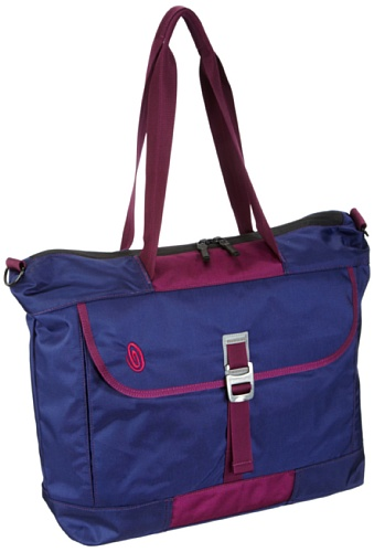 Timbuk2, Borsa a tracolla Cookie Tote, Multicolore (night blue/village violet/mulberry purple)