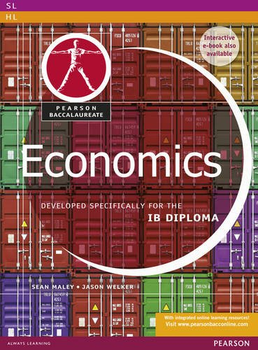 ECONOMICS PRINT AND EBOOK BUNDLE (Pearson International Baccalaureate Diploma: International Editions) PDF