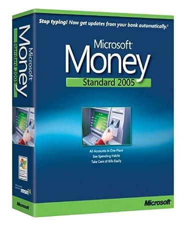 Microsoft Money Standard 2005 [OLD VERSION]