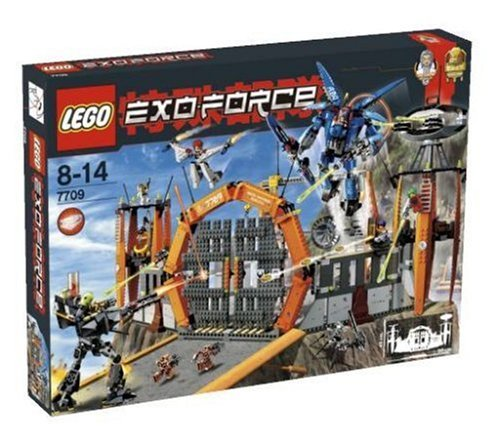 LEGO - Exo Force Sentai Fortress