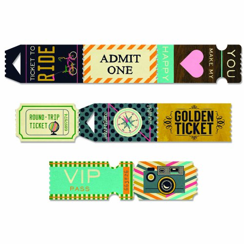 Fancy Pants Designs 2195 As You Wish Ticket Roll (Wish Ticket Roll compare prices)