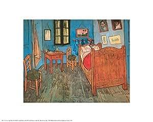 Vincent van gogh camera da letto ad arles stampa artistica 50 80 x 40 64 cm casa - Camera da letto van gogh ...