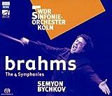 Brahms: The 4 Symphonies [Hybrid SACD]