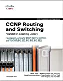 img - for CCNP Routing and Switching Foundation Learning Library: Foundation Learning for CCNP ROUTE, SWITCH, and TSHOOT (642-902, 642-813, 642-832)   [BOXED-CCNP ROUTING & SWITCH-3V] [Boxed Set] book / textbook / text book