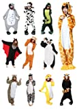 Ladies Mens Adult Animal Onesie