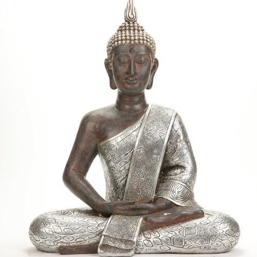 buddha aus silber was. Black Bedroom Furniture Sets. Home Design Ideas