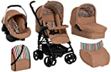 Hauck Condor All-in-One Travel System (Toast)