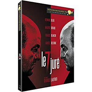 Le Septième juré [Combo Collector Blu-ray + DVD]