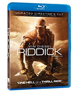 Riddick (Unrated Director's Cut) [Blu-ray] (Bilingual)