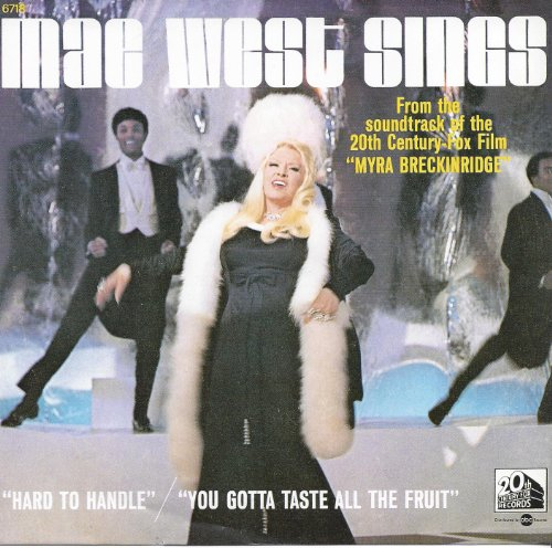 Mae West Sings, Songs From Myra Breckinridge by Mae West