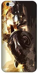 APE Designer Back Cover for Apple iPhone 6
