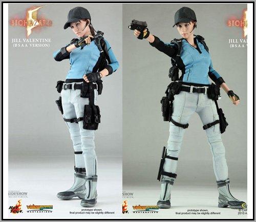Mehrapensmin Jill Valentine Resident Evil 5