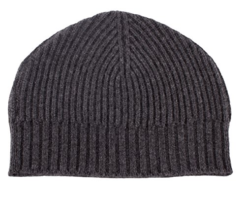 mens-ribbed-100-cashmere-beanie-hat-dark-grey-made-in-scotland-by-love-cashmere