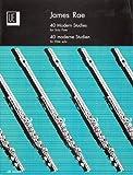 40 Modern Studies for Flute: UE16589