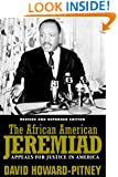 African American Jeremiad Rev: Appeals For Justice In America