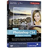 "Adobe Photoshop CS4 f�r digitale Fotografie. Das Video-Training auf DVDvon ""Galileo Press"""