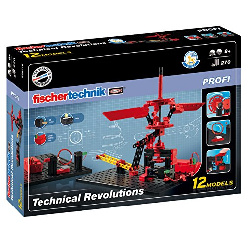 Fischertechnik Technical Revolutions