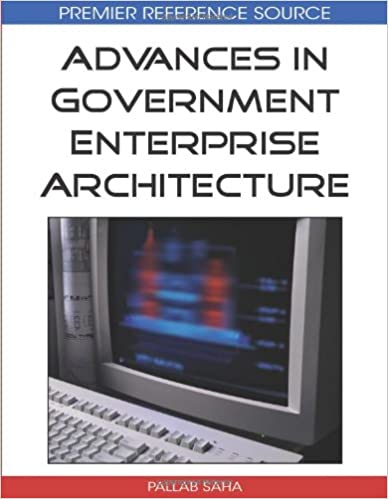 Advances in Government Enterprise Architecture (Premier Reference Source)