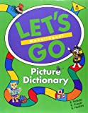 Let's Go Picture Dictionary: Monolingual (0194358658) by Nakata, Ritsuko