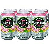 Hansen's Grapefruit Soda (4x6Pack )