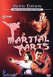 Martial Arts - Movie Edition - 6 Filme [2 DVDs]