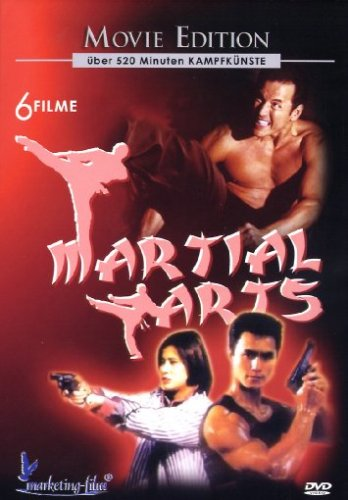 Martial Arts - Movie Edition - 6 Filme [2 DVDs]