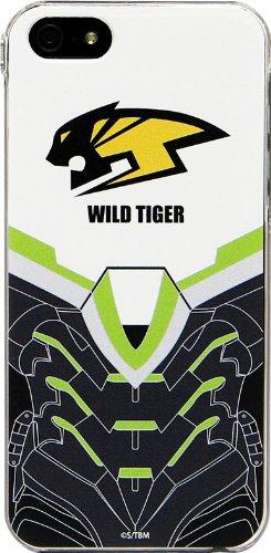 Bandai TIGER&BUNNY The Rising iPhone5/5 s compatible character jacket Tiger MTB-02A
