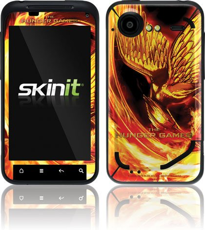 Skinit The Hunger Games Mockingjay Vinyl Skin for HTC Droid Incredible 2