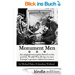 Monument Men (English Edition)